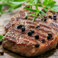 Grilled Steak with Peppercorns - PhotoDune Item for Sale