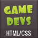 Game Devs HTML - ThemeForest Item for Sale