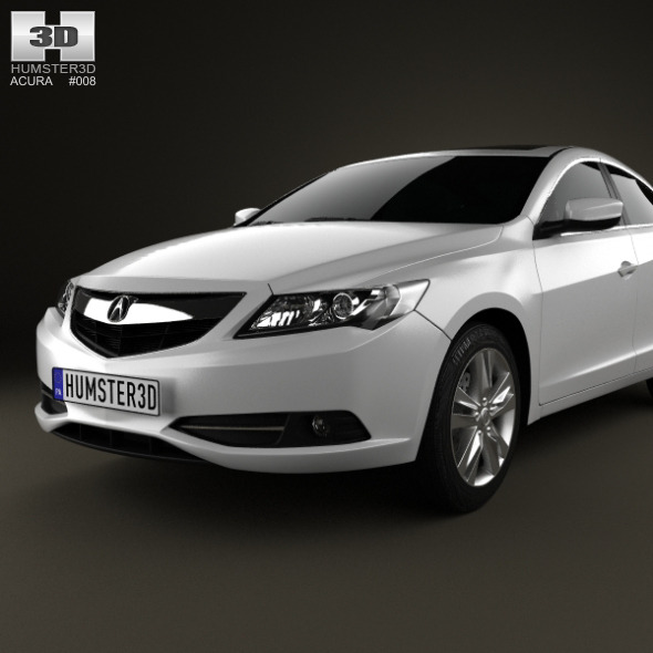 Acura ILX 2013 By Humster3d