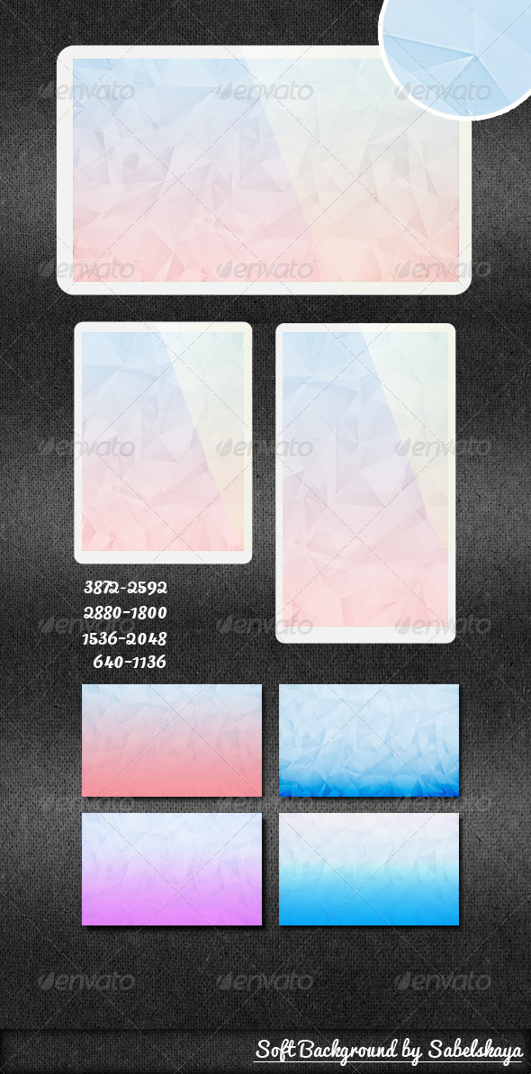 Soft Background 2 - Abstract Backgrounds