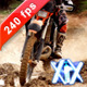 Riding Through Mud 240fps - VideoHive Item for Sale
