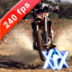 Motocross In Mud 240fps - VideoHive Item for Sale