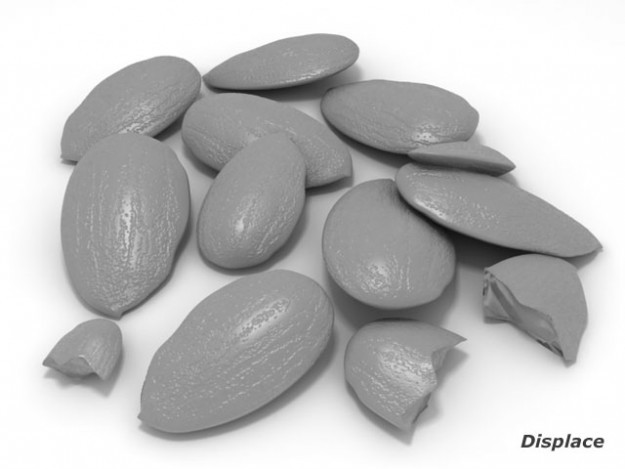 Almonds Unshelled