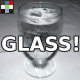 Putting Down a Glass of Water - AudioJungle Item for Sale