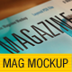 Magazine Mockup - GraphicRiver Item for Sale