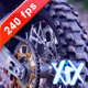 Motocross Bike On Dust 240fps - VideoHive Item for Sale