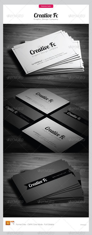 Corporate Business Cards 285 - Corporate Business Cards