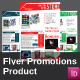 Flyer Promotion Product Template - GraphicRiver Item for Sale