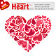 Valentine Heart - GraphicRiver Item for Sale