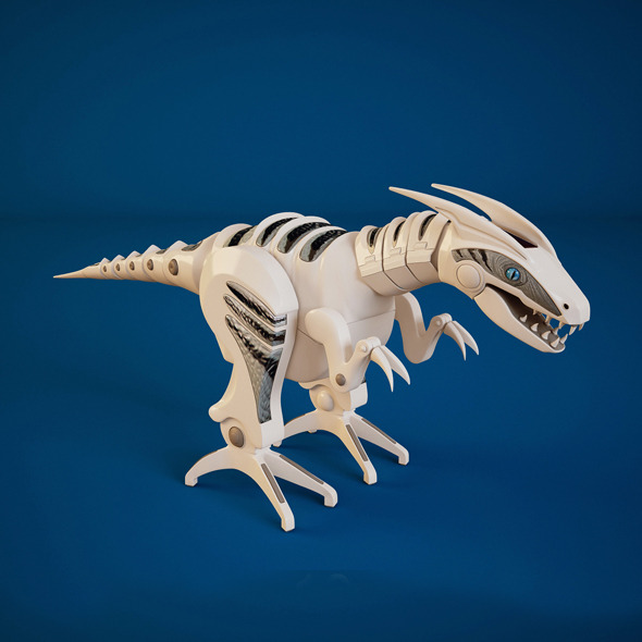 Roboraptor - 3DOcean Item for Sale