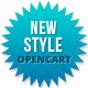 New Modern Style - Responsive & Powerful OpenCart  Nulled