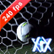 Shooting At Goal 240fps - VideoHive Item for Sale