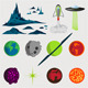 Space Kit - GraphicRiver Item for Sale