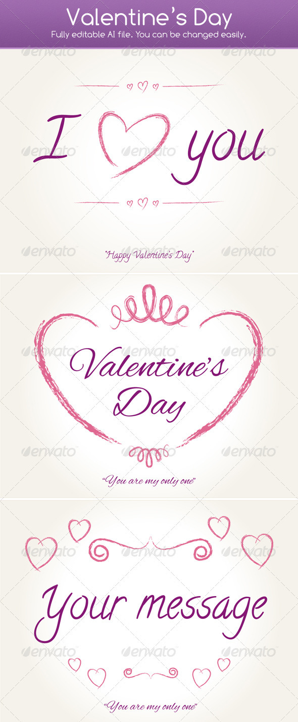 Valentine's Day - Valentines Seasons/Holidays