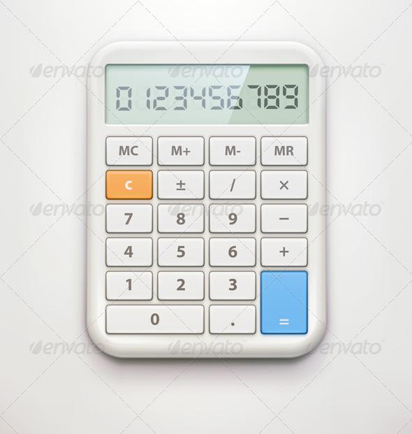 calculator  - Objects Vectors