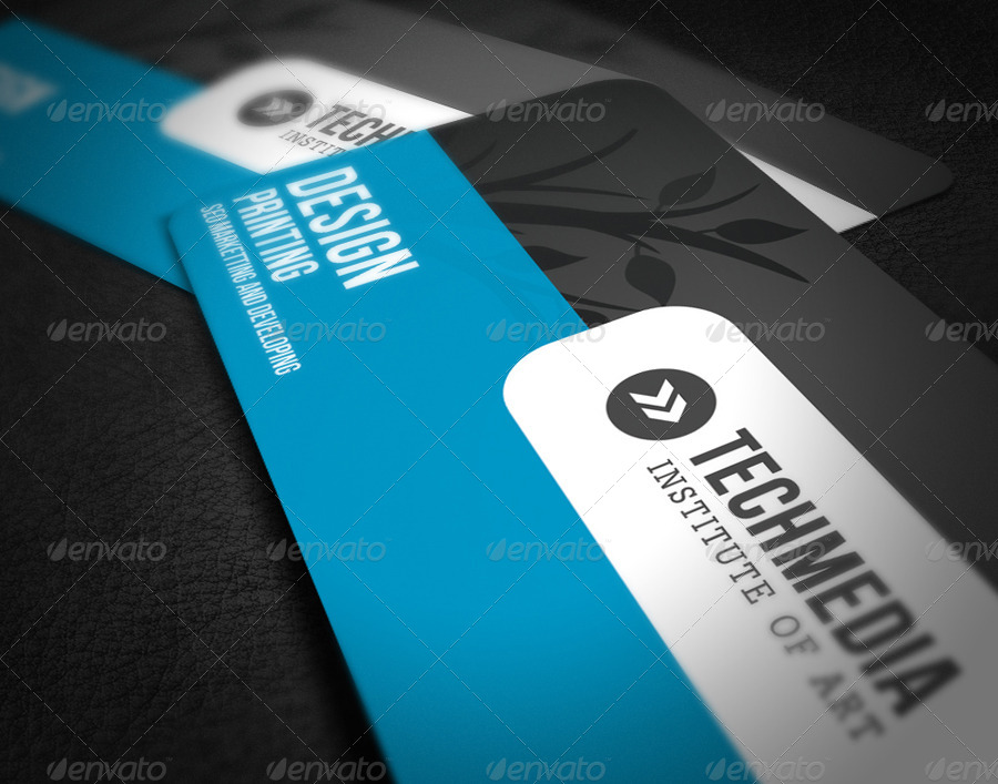 Animation Business Card by axnorpix