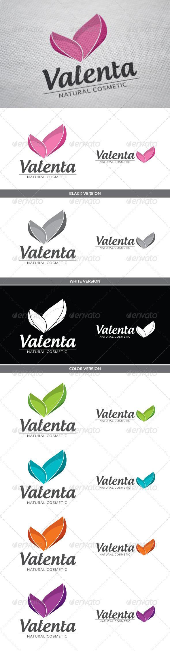 Valenta - Letters Logo Templates