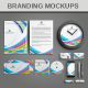 Stationary Identity / Branding MockUps - GraphicRiver Item for Sale