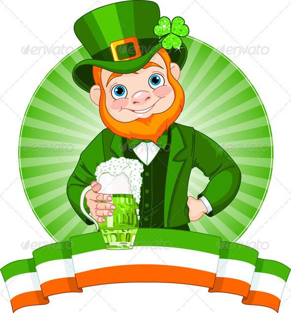 Leprechaun Toast - Miscellaneous Seasons/Holidays