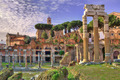 Ancient ruins. Rome, Italy. - PhotoDune Item for Sale