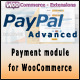 Paypal Advanced Payment Gateway for WooCommerce