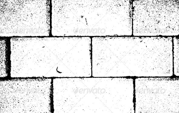 Brick Wall Vector Illustration - Miscellaneous Vectors