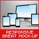 iDevices Responsive Mock-Up - GraphicRiver Item for Sale