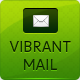 Vibrant Mail - Colorful Email Template with Layout Generator Nulled