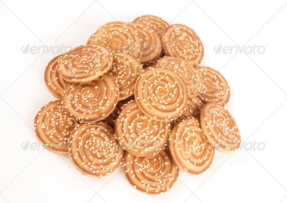 chips cookies - Stock Photo - Images