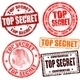 Top Secret Stamp Collection - GraphicRiver Item for Sale