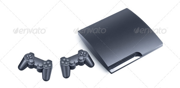 Console accessories - Stock Photo - Images