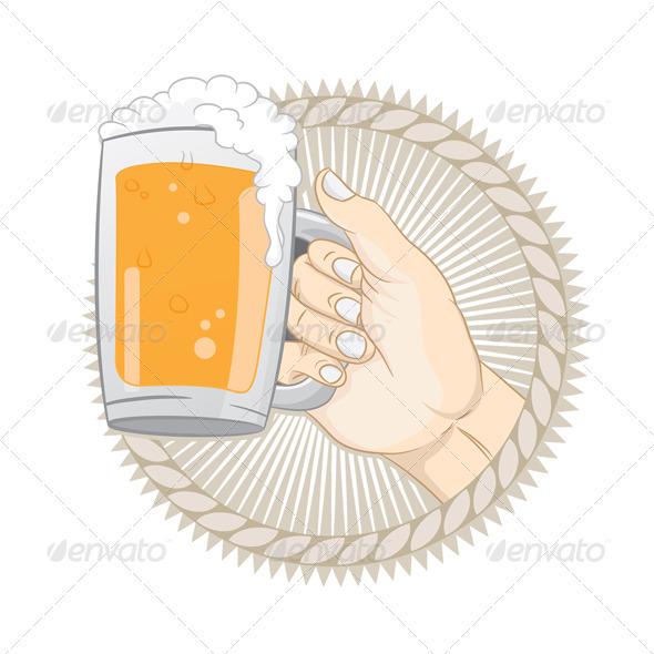 Get a Beer - Miscellaneous Vectors