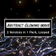 Abstract Glowing Wave Pack - VideoHive Item for Sale