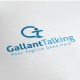 Gallant Talking Logo Template - GraphicRiver Item for Sale