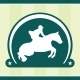 Race Horse Logo - GraphicRiver Item for Sale