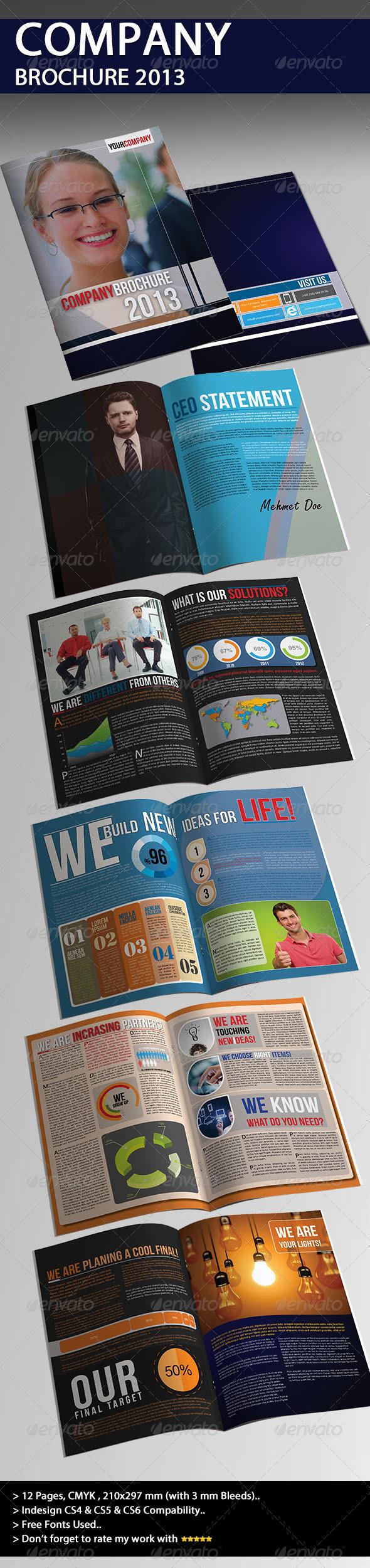 Company Brochure 2013 Part 02 - Corporate Brochures