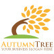 Autumn Tree Logo Template - GraphicRiver Item for Sale
