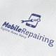 Mobile Repairing Logo - GraphicRiver Item for Sale