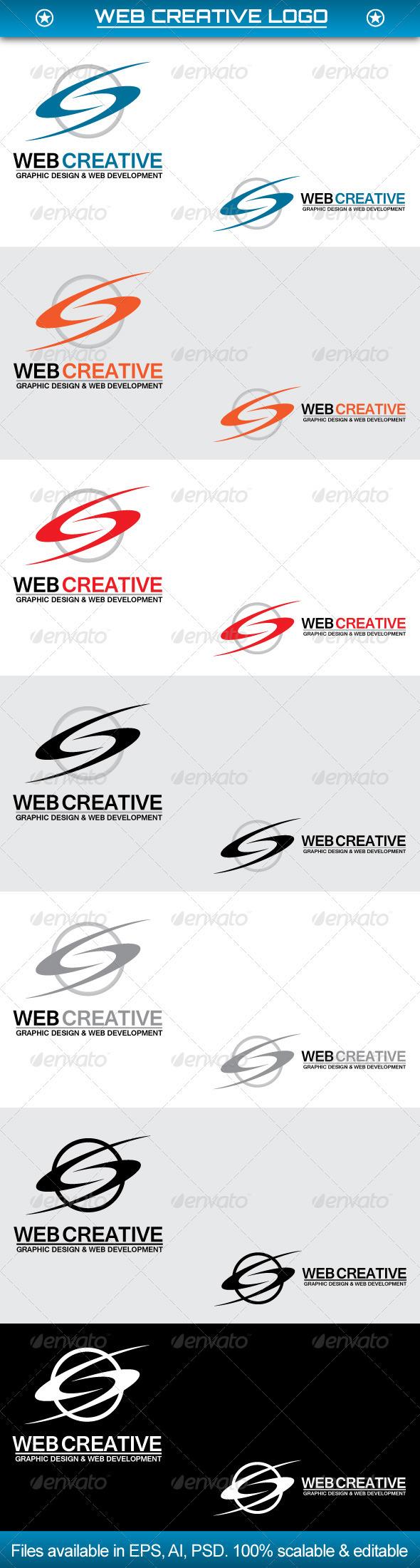 Web Creative - Abstract Logo Templates