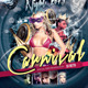 Carnival Nights Party - GraphicRiver Item for Sale