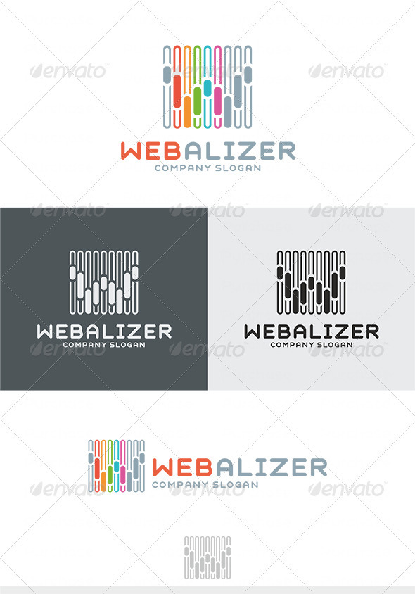 Webalizer Logo - Letters Logo Templates