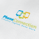 Phone Connection Logo - GraphicRiver Item for Sale