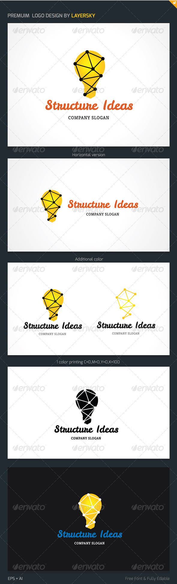 Structure Ideas Logo - Objects Logo Templates