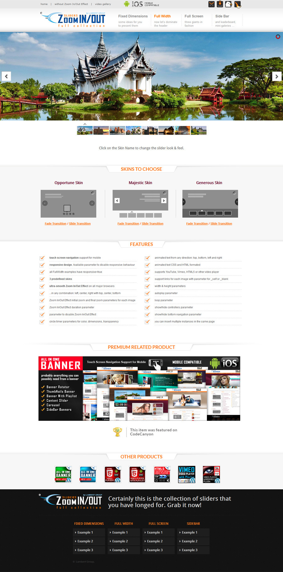 jquery slider zoom inout effect fully responsive free download