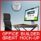 Office Interior Builder - Mock Up