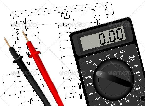 Digital Multimeter - Industries Business