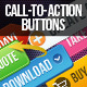 Premium Web 2.0 Call to Action Buttons - GraphicRiver Item for Sale