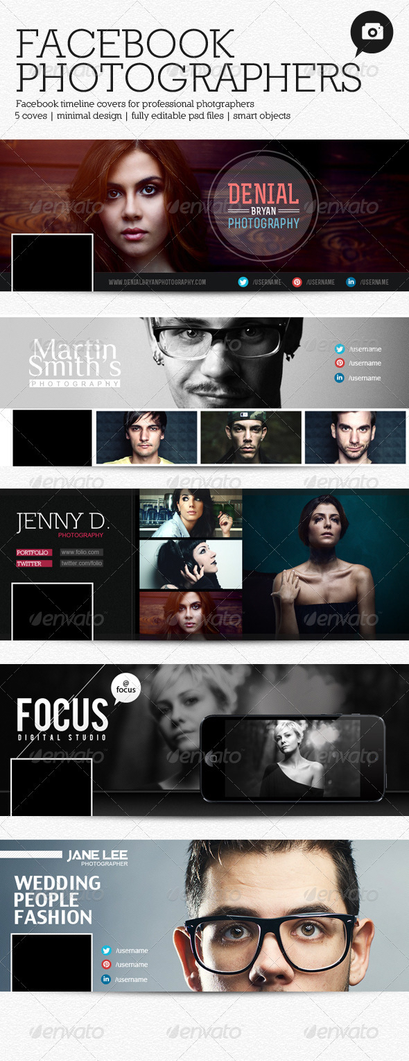 Facebook Photographers Timeline Cover - Facebook Timeline Covers Social Media
