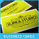 Vintage / Retro Business Cards  - GraphicRiver Item for Sale