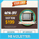Retro Newsletters for E-commerce Businesses